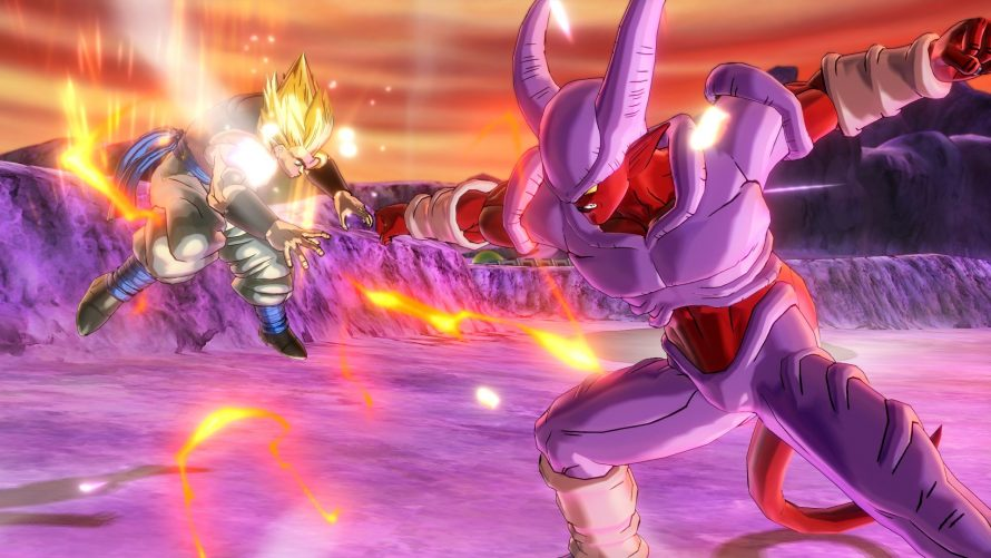 Dragon Ball Xenoverse 2 dévoile quelques transformations en trailer