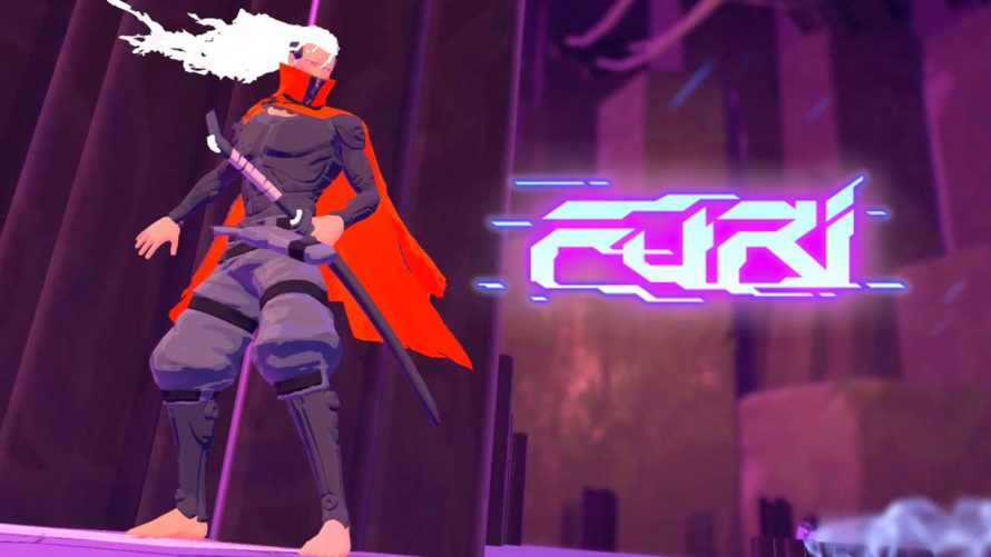 Furi arrive sur Nintendo Switch en 2018