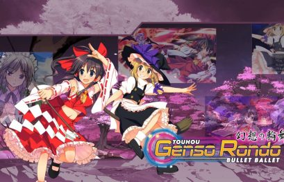 Touhou Genso Rondo dévoile ses personnages