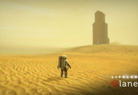 TEST Lifeless Planet sur PS4