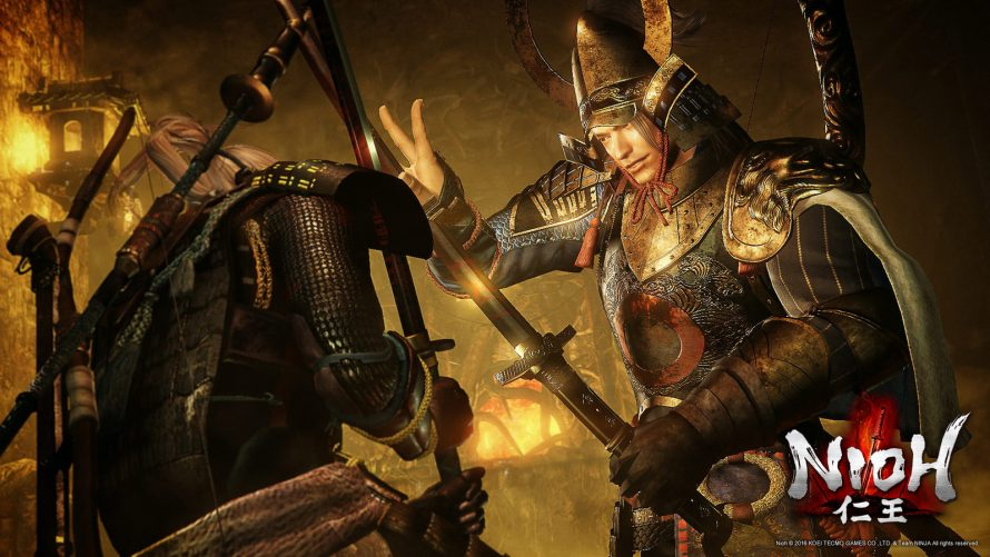 Nioh va augmenter sa difficulté