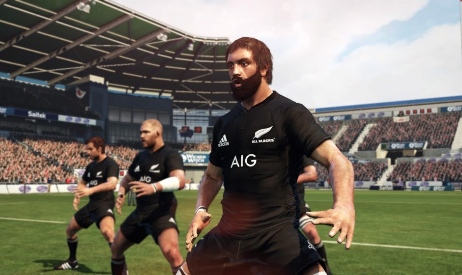 TEST | Rugby Challenge 3: Jonah Lomu Edition sur PS4
