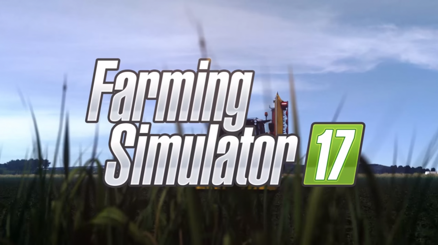 une date de sortie pour farming simulator 17 ps4 xbox one et pc jvfrance. Black Bedroom Furniture Sets. Home Design Ideas