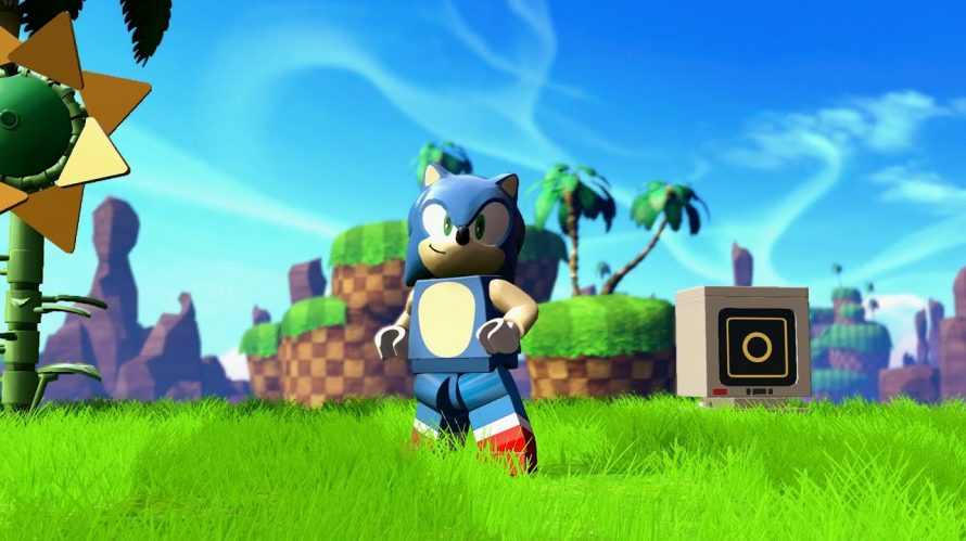 LEGO Dimensions : Un trailer de gameplay pour Sonic