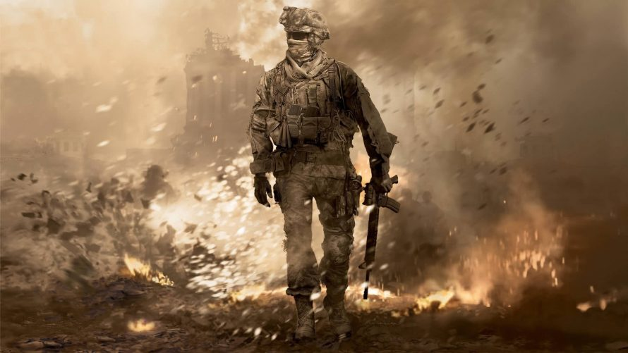Call of Duty Modern Warfare 2 bientôt sur Xbox One ?