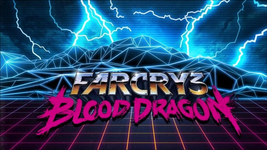 Far Cry 3 : Blood Dragon maintenant rétrocompatible sur Xbox One