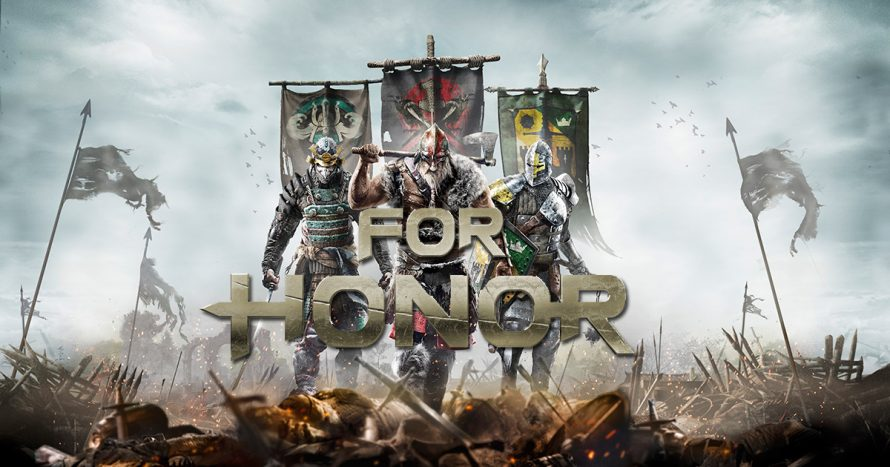 La bêta fermée de For Honor arrive en janvier