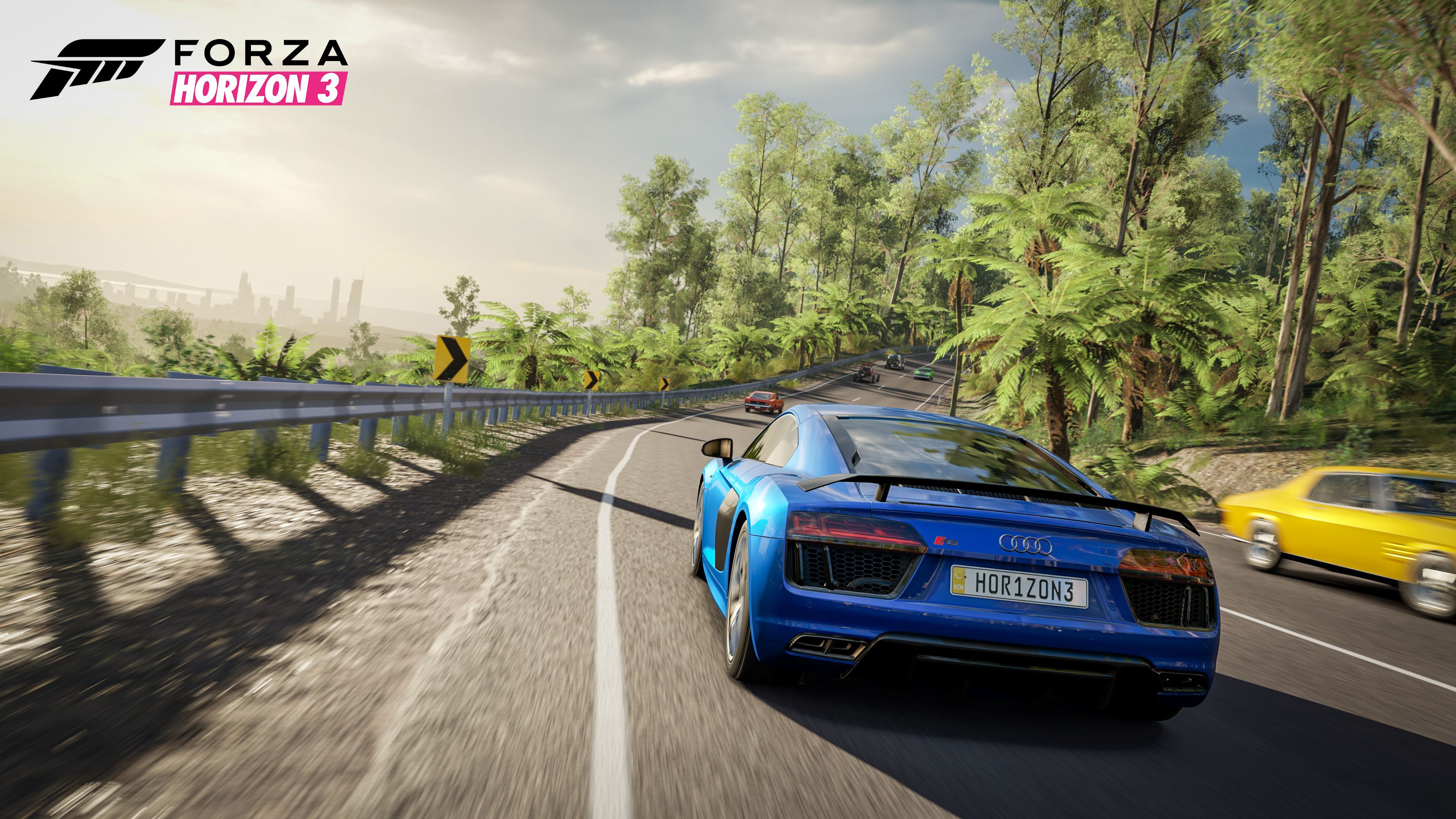 Forza Horizon 3 Audi Jungle Road