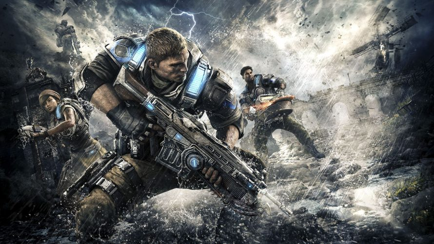 Gears of War 4 : 9 minutes de gameplay dévoilées
