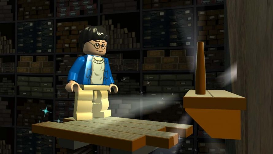 LEGO Harry Potter Collection bientôt sur PS4 et Xbox One ?