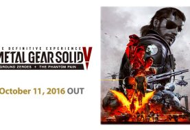 Konami officialise Metal Gear Solid V: The Definitive Experience et sa date de sortie