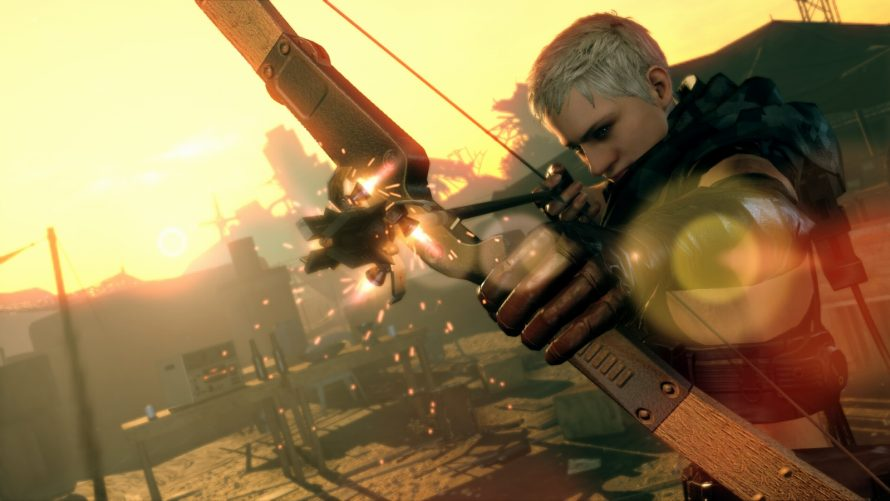 Metal Gear Survive repoussé à 2018