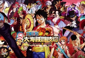 Un nouveau trailer pour One Piece: Great Pirate Colosseum sur 3DS