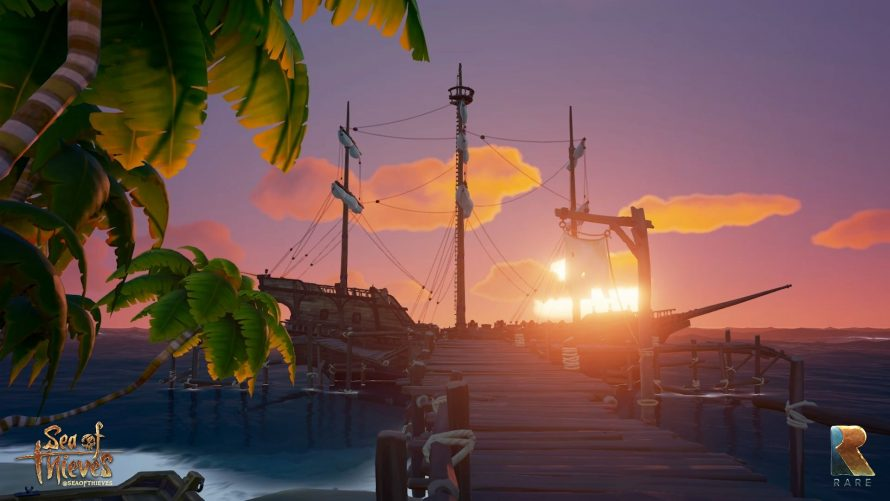 Sea of Thieves sortira le 20 mars 2018 sur Xbox One et Windows 10