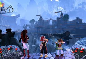 Un trailer de lancement pour Shiness: The Lightning Kingdom