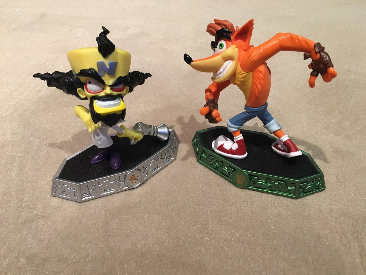 Skylanders-Imaginators-Crash-Bandicoot