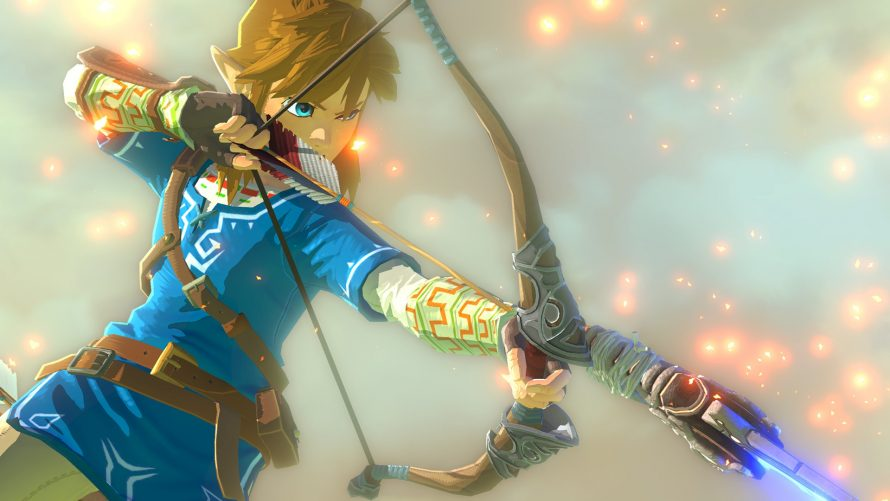 The Legend of Zelda : Breath of the Wild sera aux Game Awards 2016