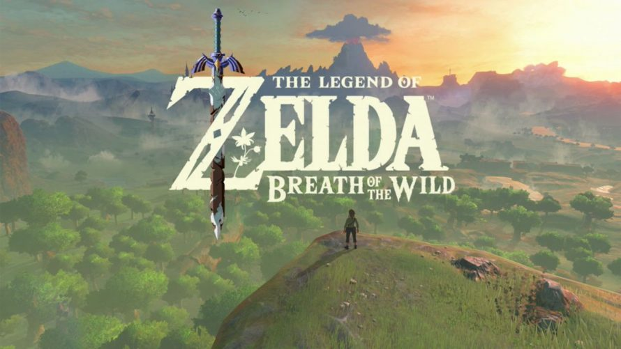 Deux nouvelles vidéos de gameplay pour The Legend of Zelda: Breath of the Wild