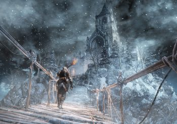 Dark Souls III: Ashes of Ariandel présente du gameplay bien brutal