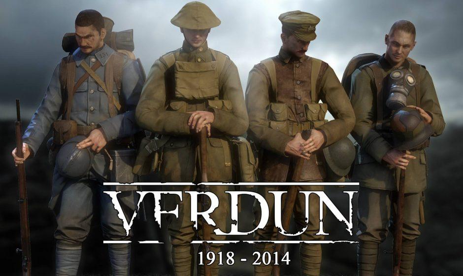 Verdun : Les trophées PS4 dévoilés