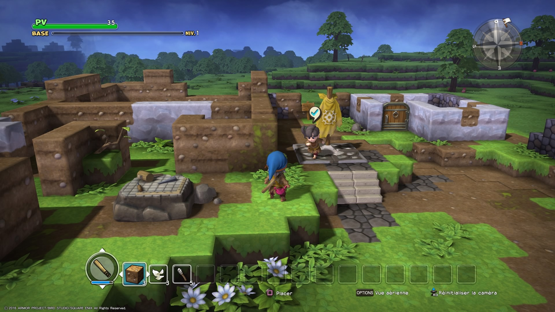 DRAGON QUEST BUILDERS Preview
