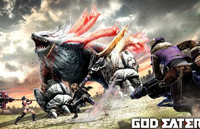 TEST | God Eater 2: Rage Burst (PS4, PS Vita, PC)