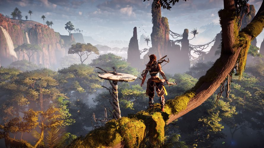 Le HUD de Horizon Zero Dawn sera customisable