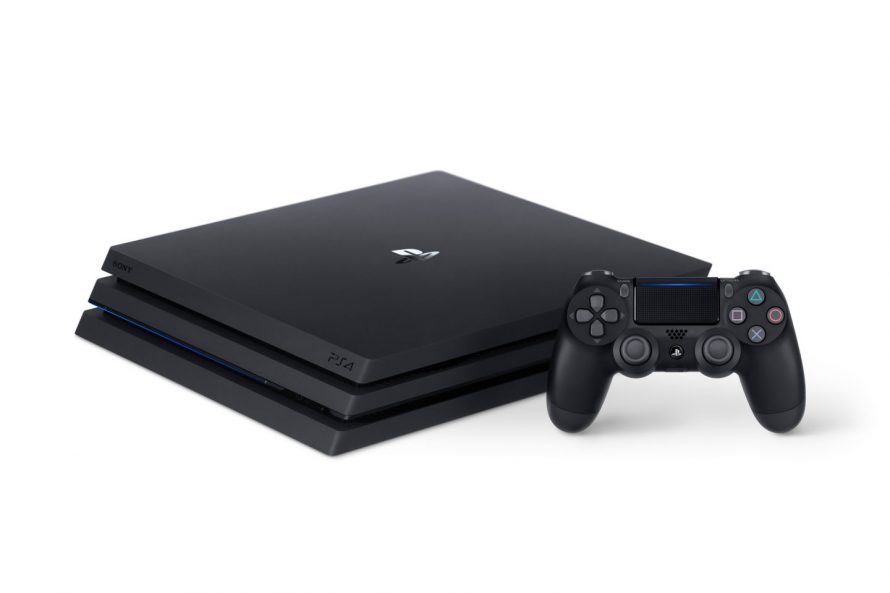 La PS4 Pro arrive déjà en magasin