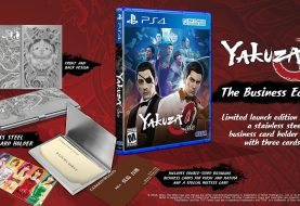 Yakuza Zero révèle sa Business Edition