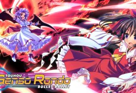 TEST Touhou Genso Rondo: Bullet Ballet (PS4)
