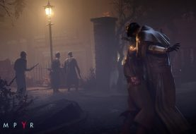 PREVIEW On a testé Vampyr - Un jeu qui a du mordant
