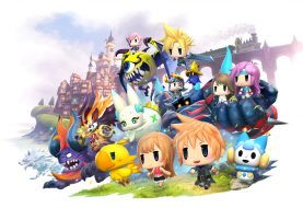 World of Final Fantasy : La démo enfin datée