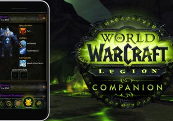 L'application WoW: Legion companion disponible gratuitement sur iOS et Android