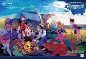 Digimon World: Next Order dévoile un nouveau trailer