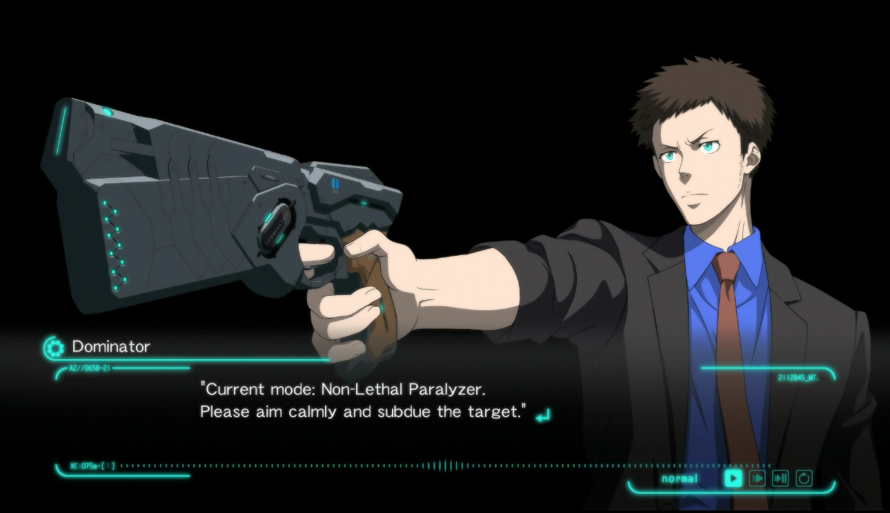 Psycho-Pass: Mandatory Happiness (2)