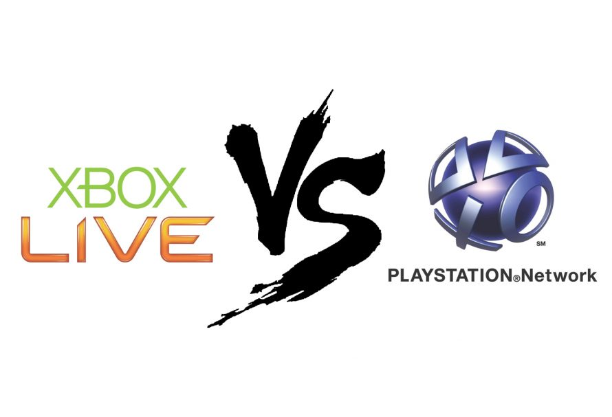 Le Xbox Live plus rapide et fiable que le PlayStation Network