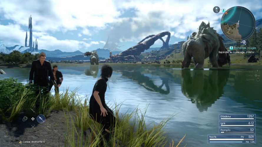 Final Fantasy XV : Le patch day one confirmé par Square Enix