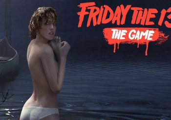 La version physique de Friday the 13th: The Game datée