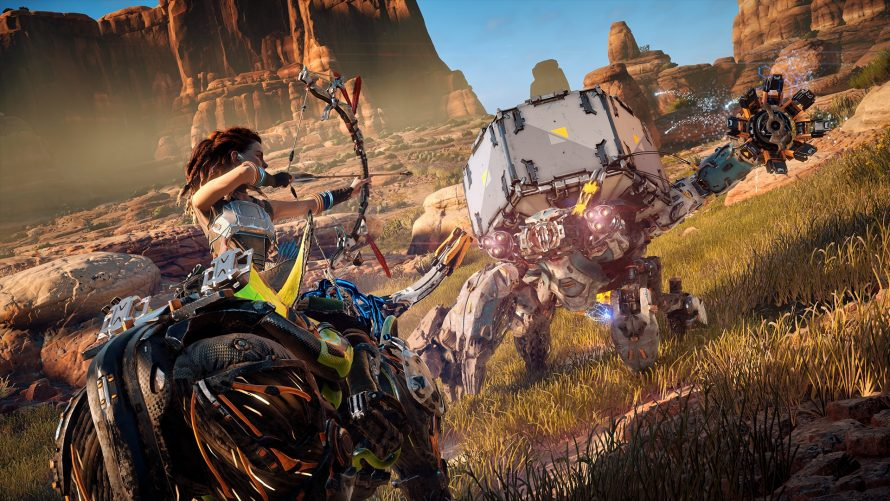 Horizon Zero Dawn – 30 minutes de gameplay et aperçu de la map