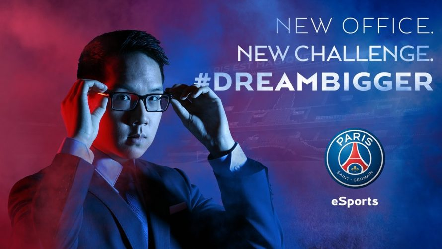 Le PSG lance officiellement son équipe eSport FIFA et League of Legends