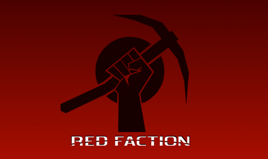 Le premier Red Faction listé sur PS4