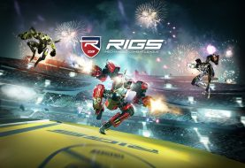 TEST | RIGS: Mechanized Combat League - Le sport du futur
