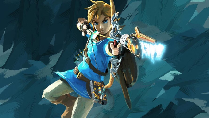 Le développement de Zelda Breath of the Wild est terminé