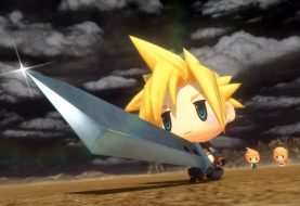 TEST World of Final Fantasy : Attrapez-les tous !