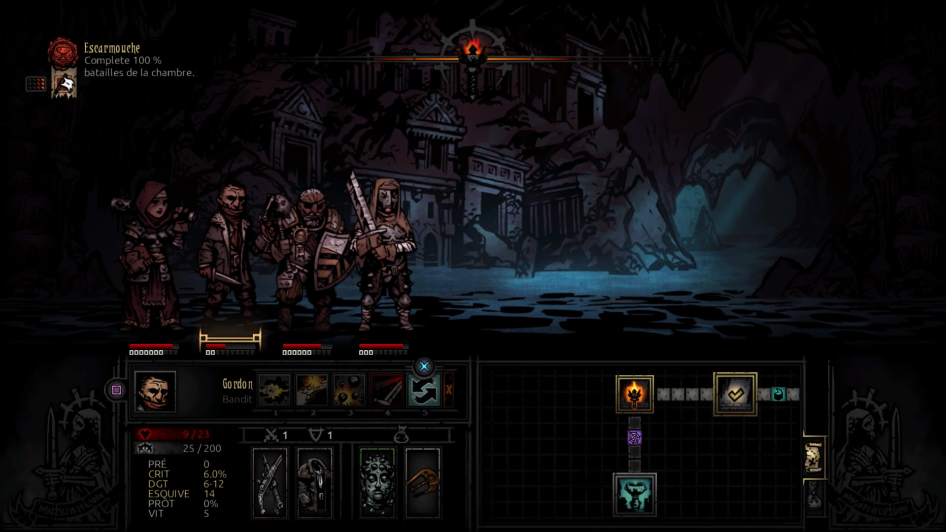 Darkest Dungeon 3