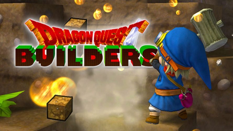Dragon Quest Builders arrive sur Nintendo Switch en février
