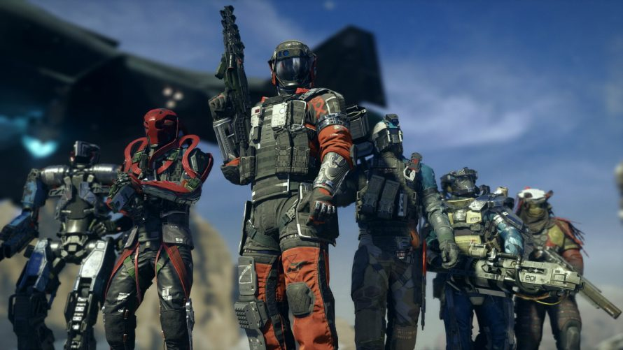 Le plein d'infos pour la bêta de Call of Duty: Infinite Warfare