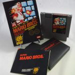 Jeu Super Mario Bros. complet en version ASD