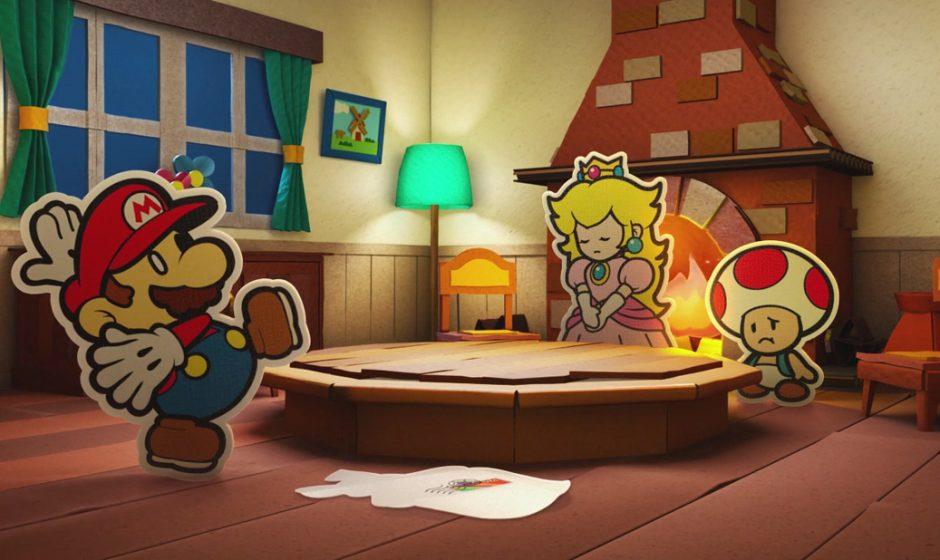 TEST | Paper Mario Color Splash : la goutte de peinture de trop ?
