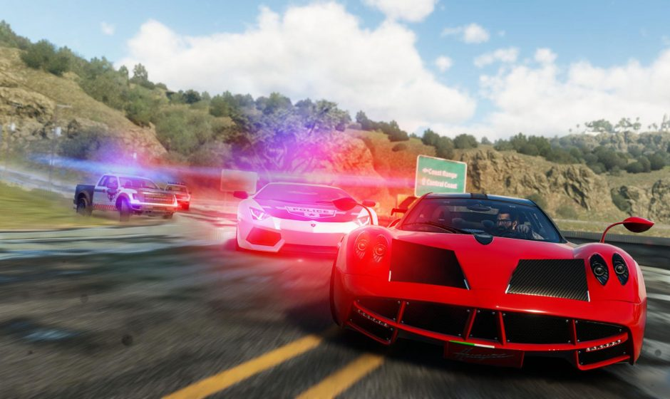 TEST | The Crew: Calling All Units - 22 V'là les flics !